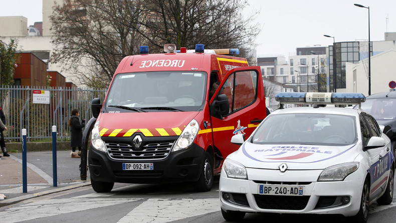 At least 21 injured in explosion in French city of Dijon – reports