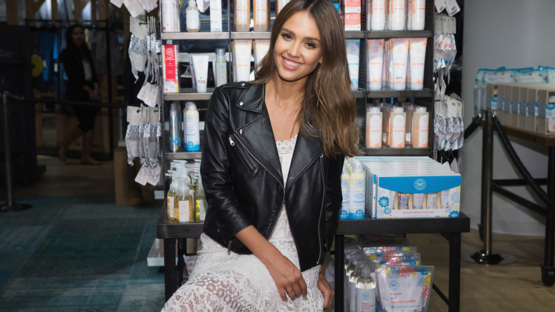 Jessica Alba's Honest Co. in $1bn takeover talks with Unilever
