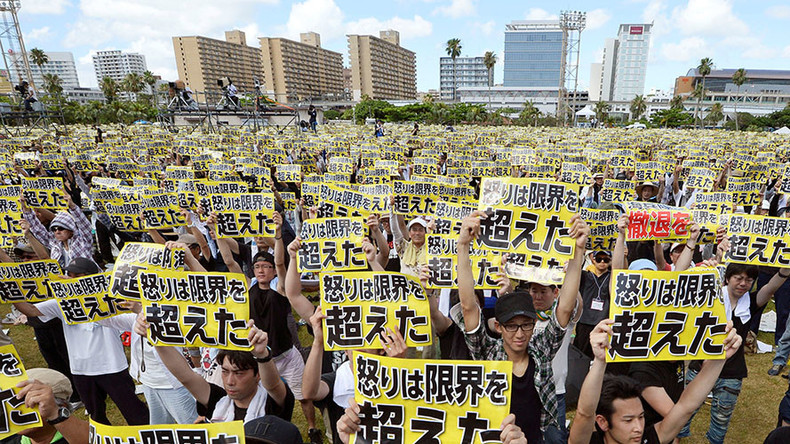 Japanese court approves controversial US Marine base project, blocking Okinawa governor's protest