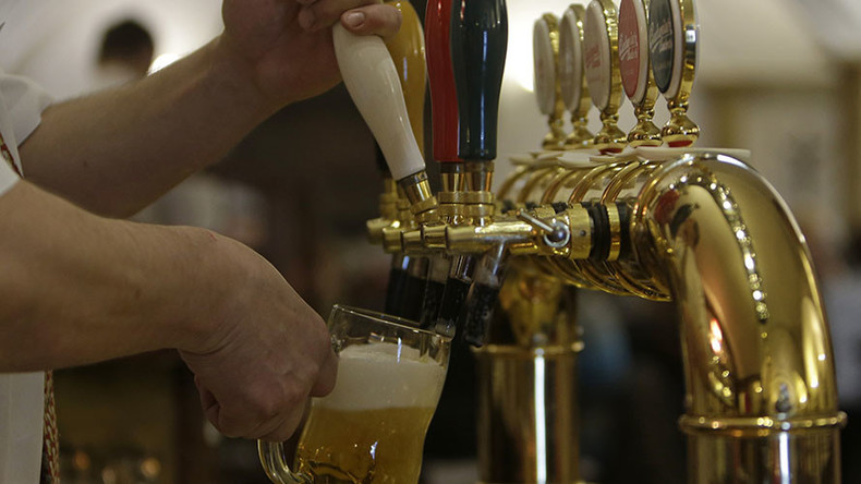 'Bruges beer subway': Belgian brewery opens 3km pipeline running through historic center (VIDEO)