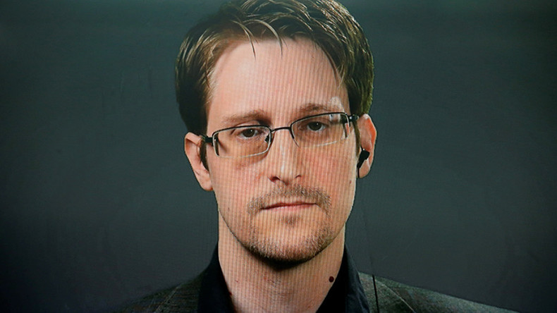'US seeks to use Snowden example to discourage whistleblowers' – Amnesty Intl