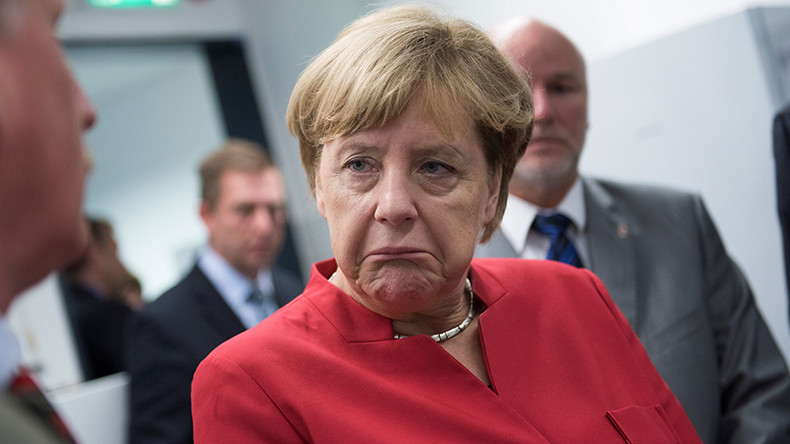 'We can do it' motto becoming hollow, Merkel admits