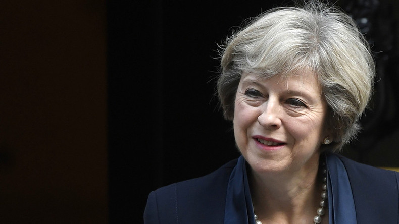 Britain has right to protect its borders, May to tell UN