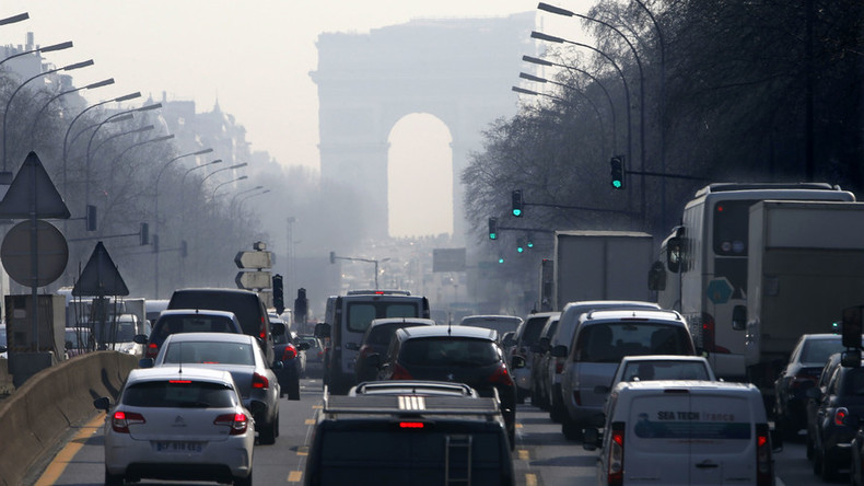 Volkswagen least polluting diesel car brand in Europe, study shows