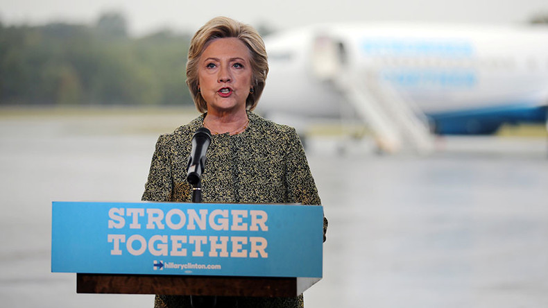 Clinton says she's qualified to fight terrorists, accuses Trump of coddling them