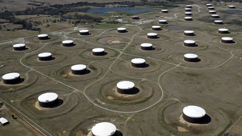 Oil prices slide on oversupply pessimism