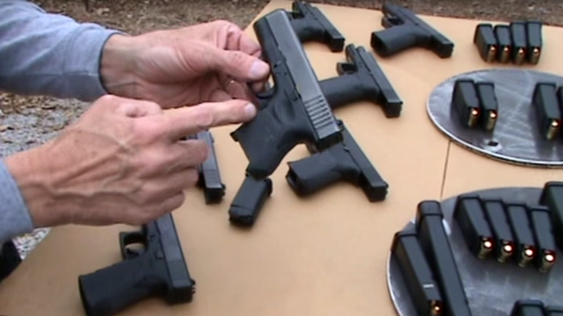 50% of American guns owned by 3% of population – study