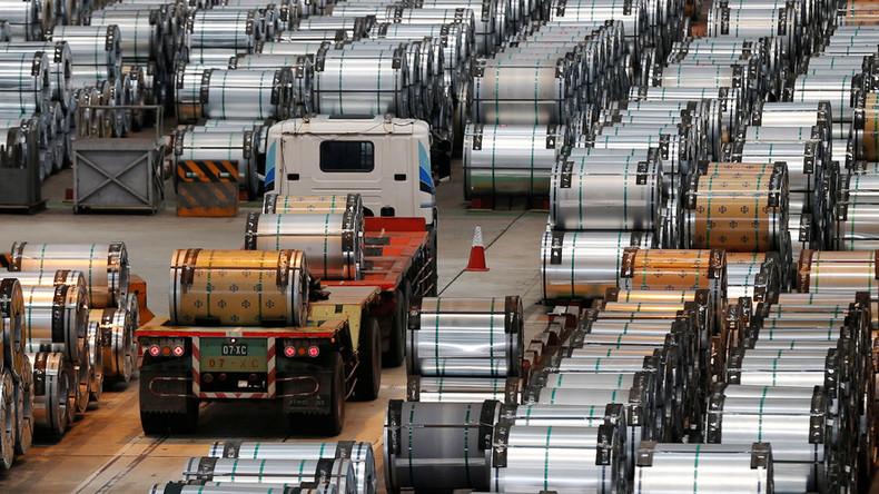 Obama calls on China to tackle overproduction