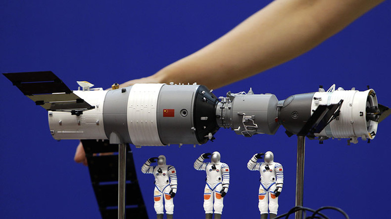 China's Tiangong-1 space station is falling – officials