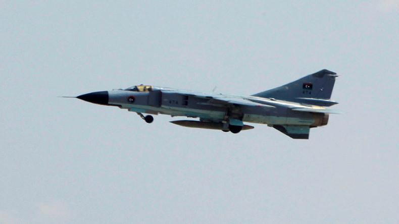 9 civilians killed in reported airstrike in Libya