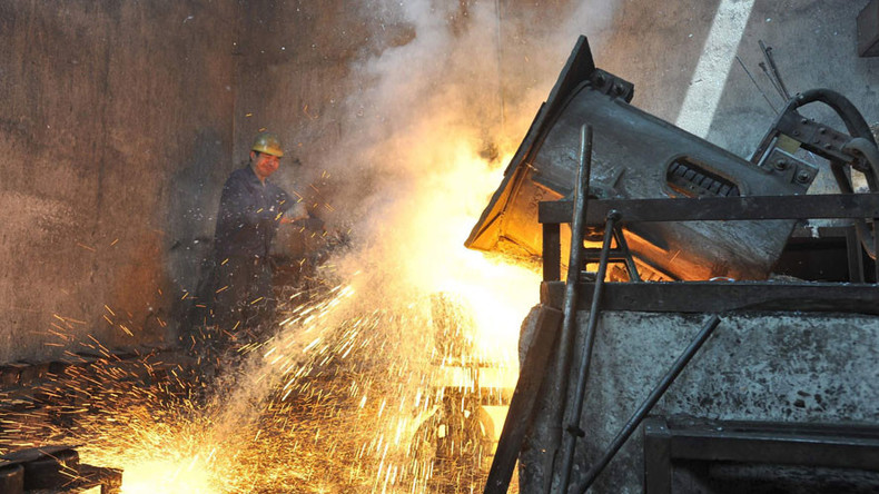 China to create world's No.2 steelmaker
