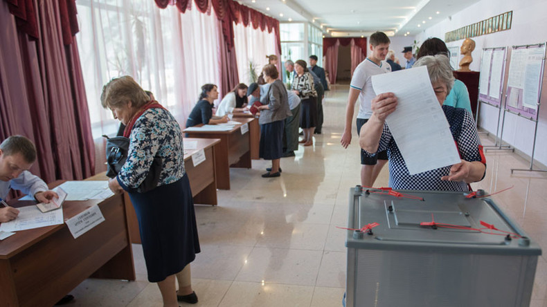 Duma elections show Western media what constitutes the real 'Russian opposition'