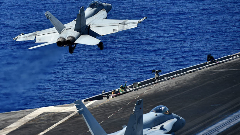 Russian military contacted US twice to stop airstrikes against Syrian govt troops