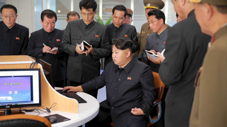 Not-so-wide-web: North Korea's websites have been exposed – all 28 of them (PHOTO)