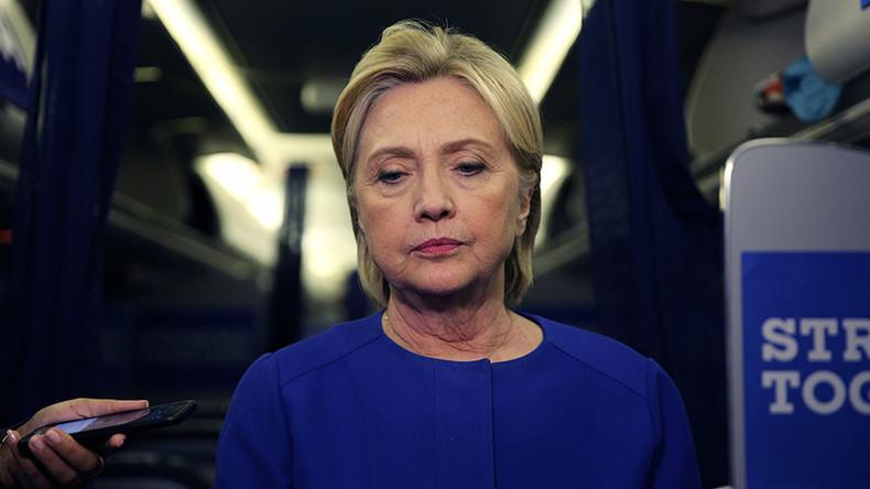 Reddit Clinton