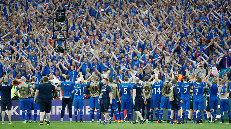 Iceland frozen out of FIFA 17 following cash dispute