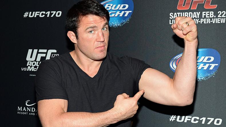 Ex-UFC fighter Chael Sonnen: 'I've got a higher juice rate than Tropicana'