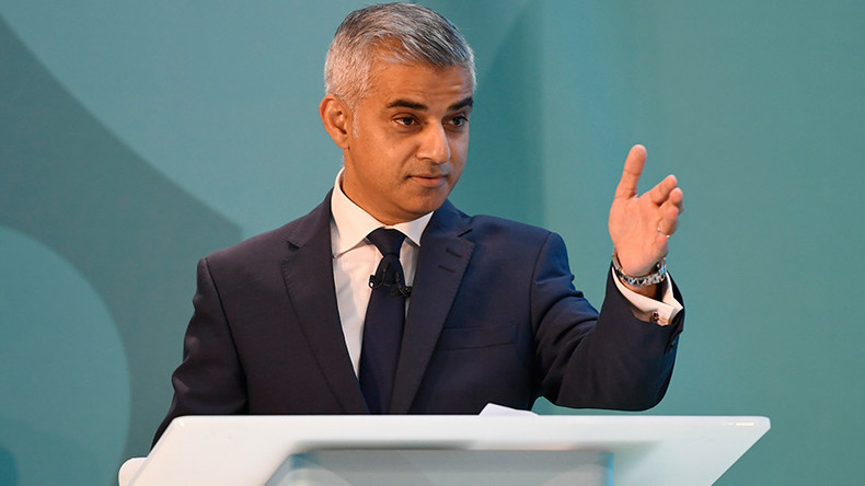 London mayor Sadiq Khan says terrorist attacks 'part & parcel' of big city life