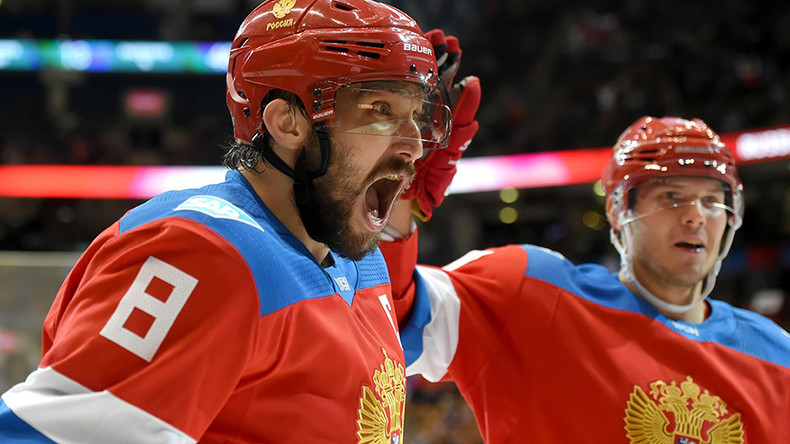Russia through to face Canada in World Cup of Hockey semifinal
