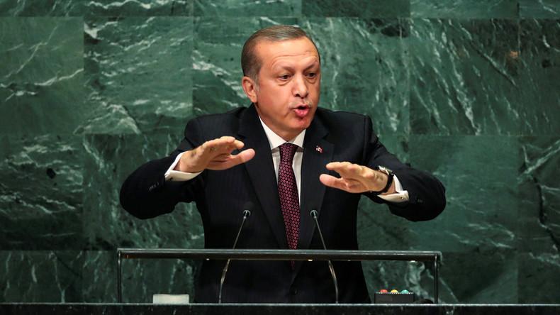Erdogan doesn't care if Turkey gets junk credit rating