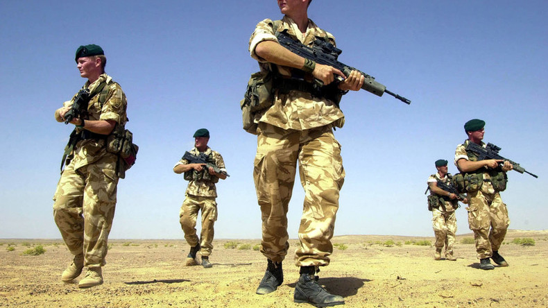 Soldiers won't be forced to pay legal fees in Iraq & Afghan war abuse cases, MoD insists