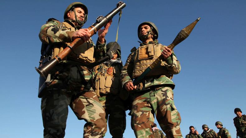 Erdogan accuses US of new weapons deliveries to Kurdish 'terrorists'
