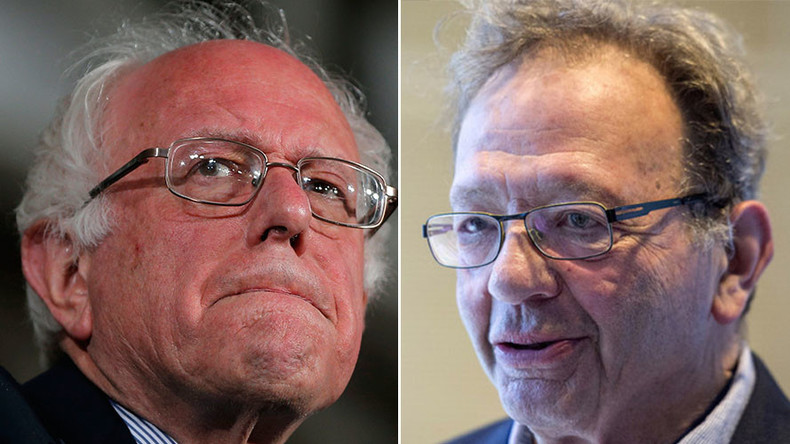 Bernie Sanders' brother Larry stands in David Cameron's old constituency