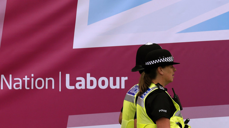Politics of violence: Leaked Labour email warns ideological rows could end in conference punch-ups
