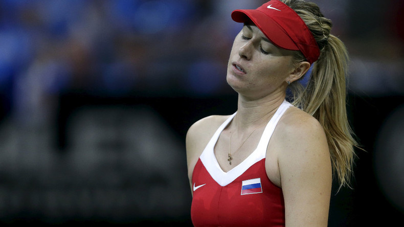 Sharapova drops 62 places on Forbes list of highest-paid athletes