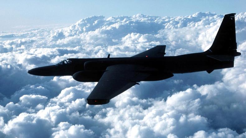 Iran says it warned away US spy plane intent on overflight