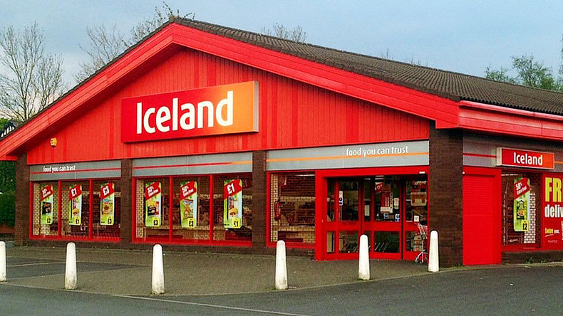 Chilling: Iceland (the country) may sue Iceland (the shop) over name