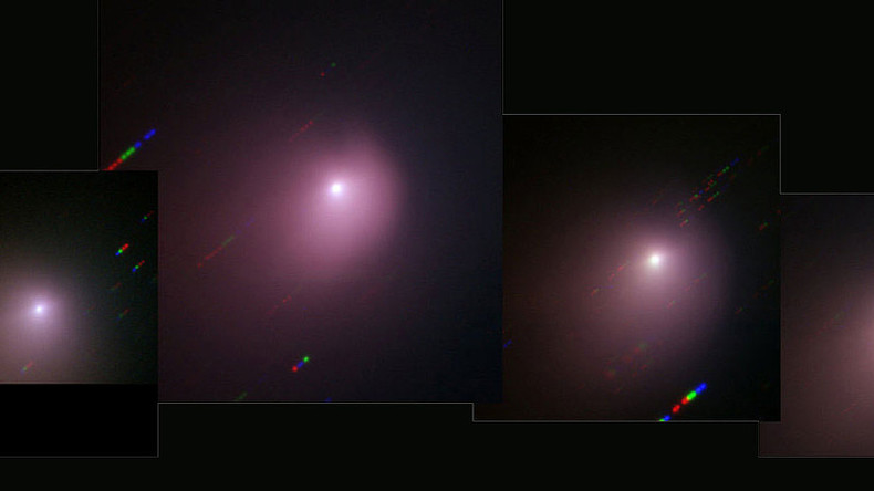 Deep Impact's groundbreaking collision with Comet Tempel 1 revisited (PHOTOS)