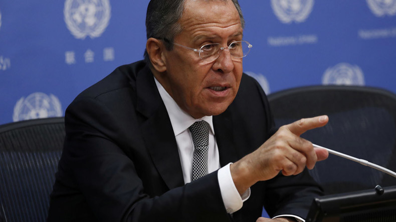 US-led coalition must prove it really wants to separate Al-Nusra Front from rebels – Lavrov