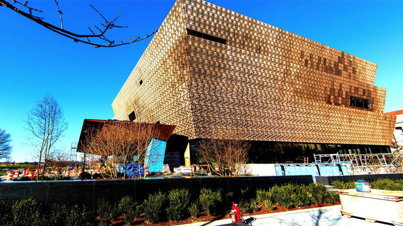 'Game changer': Rev. Jesse Jackson talks Museum of African American History to RT (VIDEO)