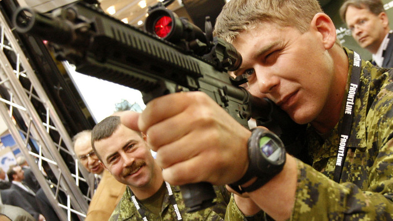 Weapon of choice: France picks German-made HK 416 assault rifle to replace iconic FAMAS