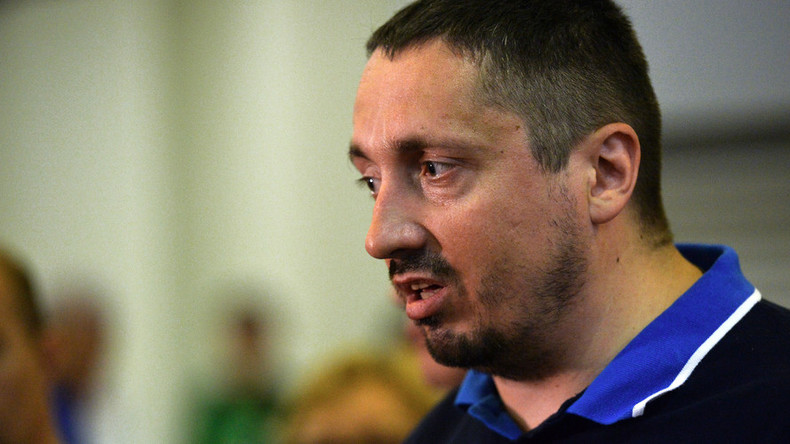 Notorious Russian football supporters' leader detained in Moscow
