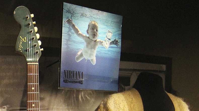 Baby from Nirvana's 'Nevermind' album recreates classic cover 25 years later