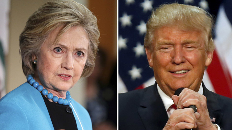 Clinton, Trump face off in 1st presidential debate amid confusion over 'big facts' & 'little facts'
