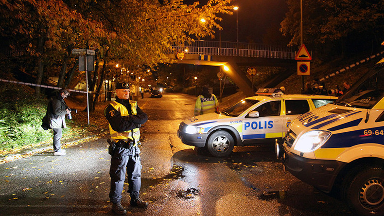 4 injured in gun attack in Swedish city of Malmo, suspect at large