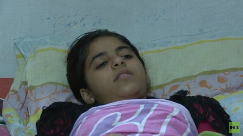 'I still have nightmares': 13yo girl shot 5 times by Israeli soldiers speaks to RT