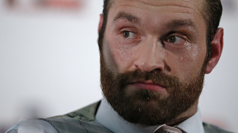 WBA could strip Tyson Fury of heavyweight belt after 'illness' withdrawal