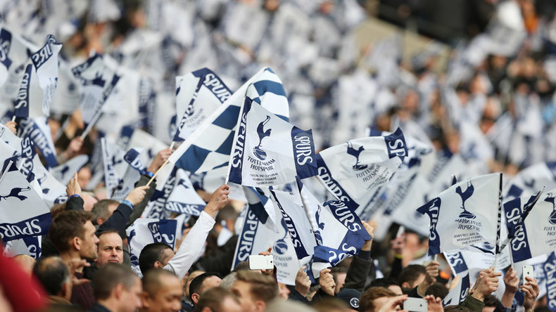Tottenham Hotspur issues 'security' warning to fans traveling to CSKA Moscow game