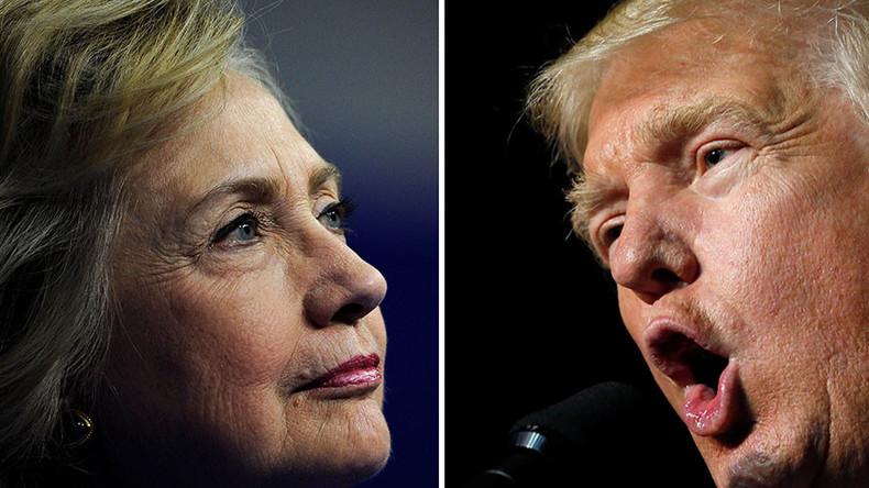Clinton vs Trump: First 2016 presidential debate