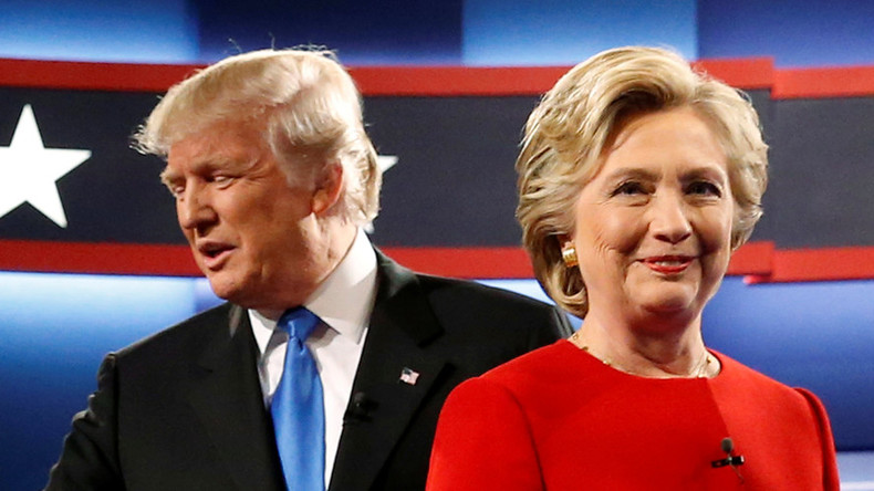 'Clinton-Trump debate shows emptiness, vapidity of US political election cycle'