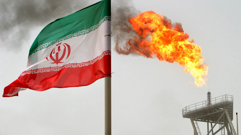 Iran not ready to freeze oil output with other producers at Algeria meeting