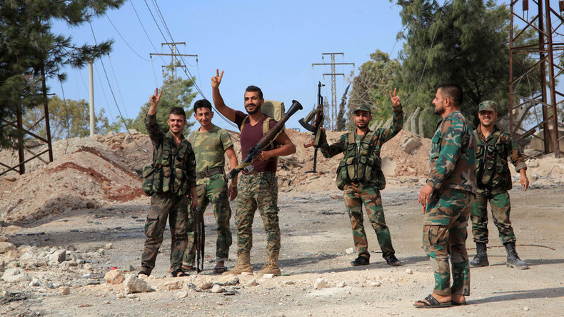 Syrian Army seizes Aleppo's central district from terrorists – state media