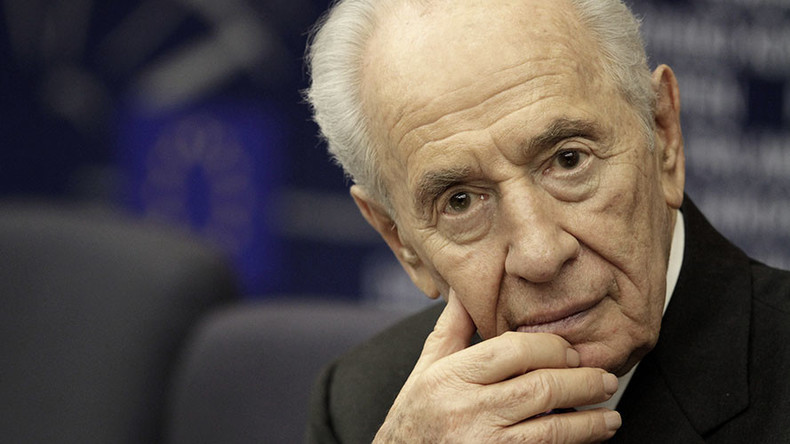 Ex-Israeli PM and President Shimon Peres dies aged 93