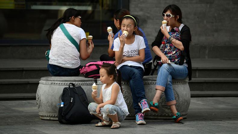 Putin's gift to Xi causes Russian ice cream craze in China