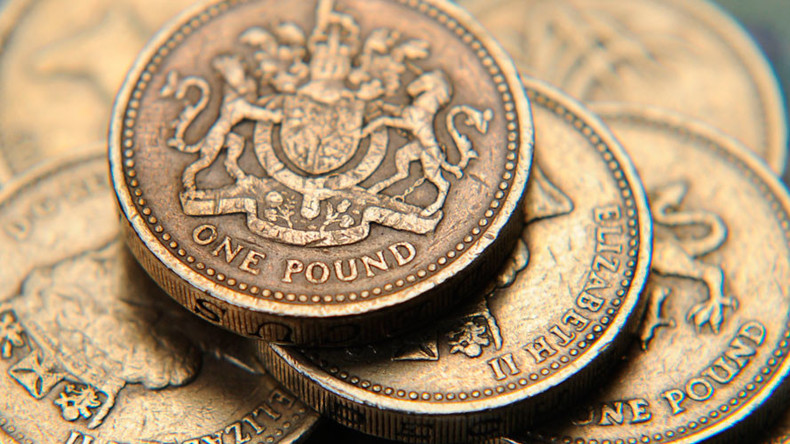 British pound continues longest downslide in decades