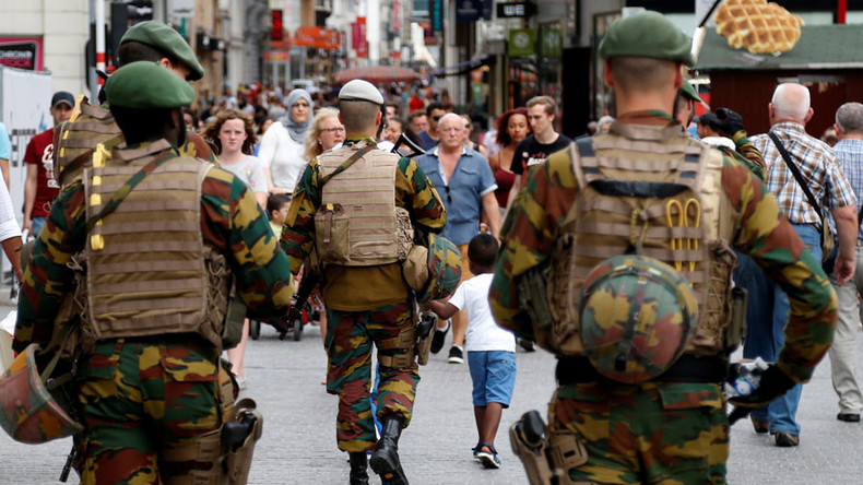ISIS shares information of Belgian military to 300 contacts in Europe - reports